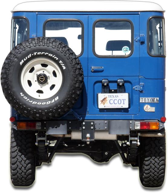 Toyota Of Grand Rapids >> Wanted - FJ40 Factory Rear Bumper | IH8MUD Forum
