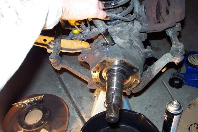 Front Axle Rebuild - For FAQ | IH8MUD Forum