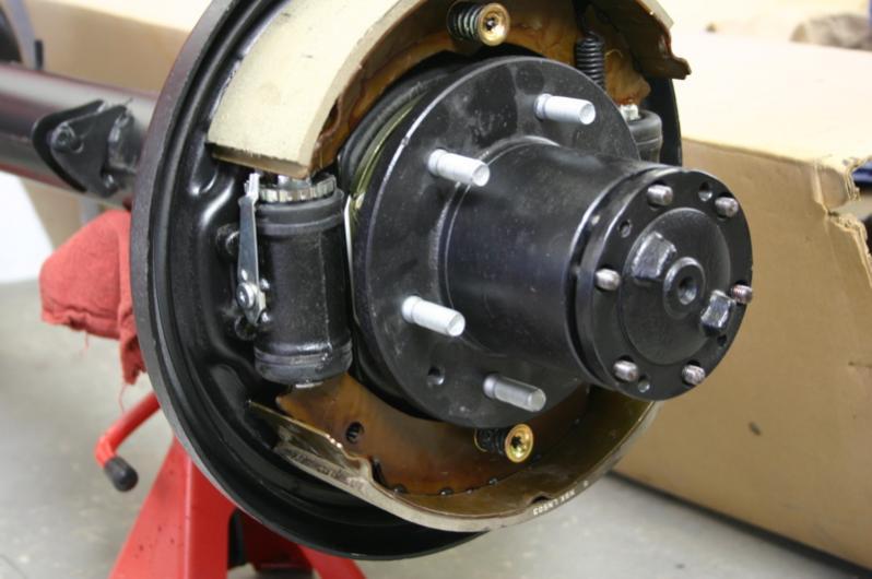 Full Floating Axle >> FJ45 full floating axle shaft length | IH8MUD Forum
