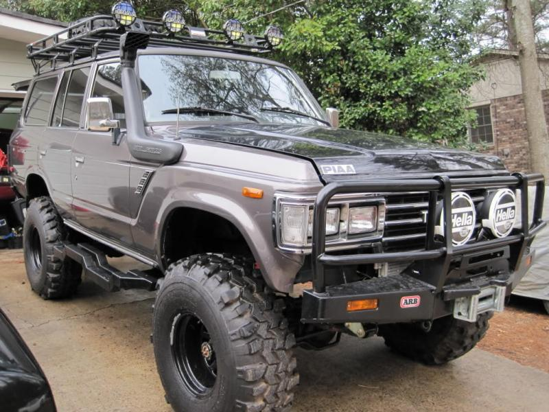 for sale 1989 toyota land cruiser ls1 4x4 sale or trade. Black Bedroom Furniture Sets. Home Design Ideas