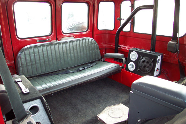 Looking To Put A Rear Bench Seat In My 72 Ih8mud Forum