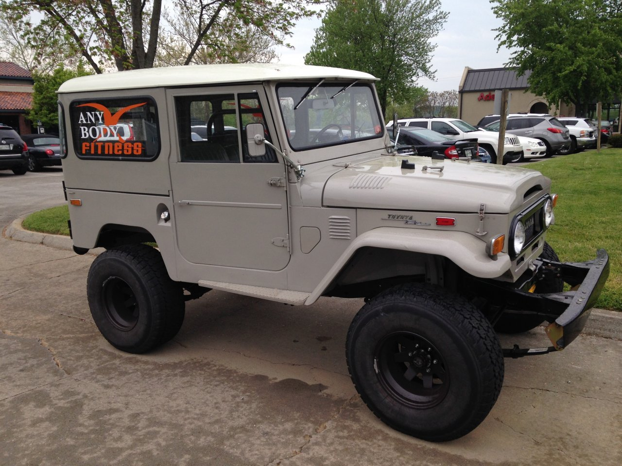 Campers For Sale In Ga >> For Sale - 1972 FJ40 (Resto-Mod) | IH8MUD Forum