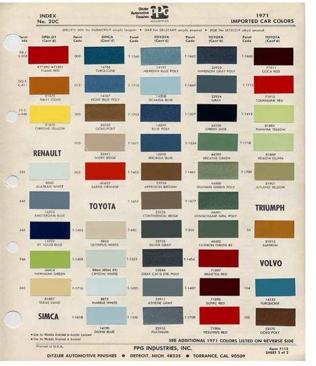 What Color Is My 1971 Fj40 Ih8mud Forum