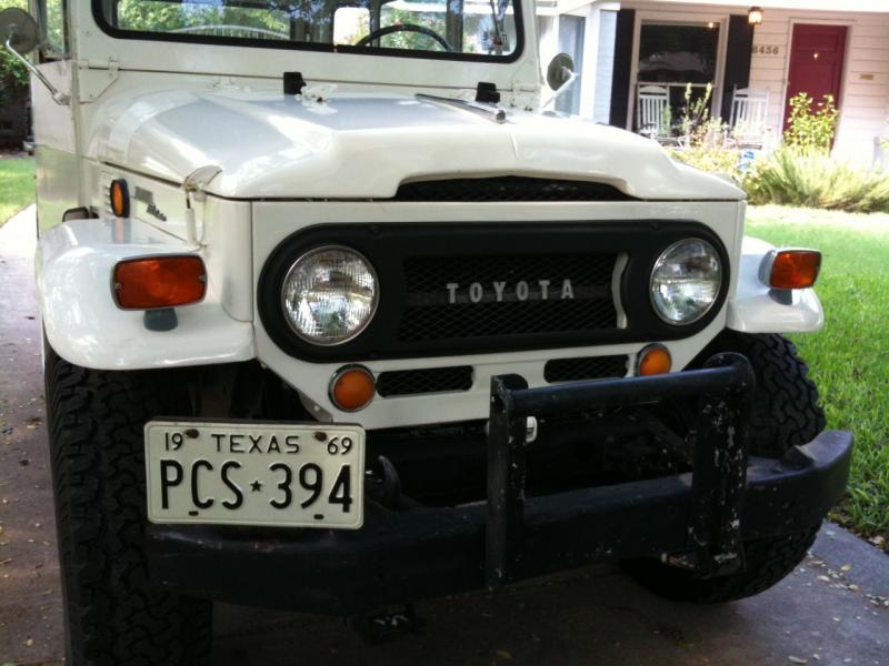 Using vintage license plates | IH8MUD Forum