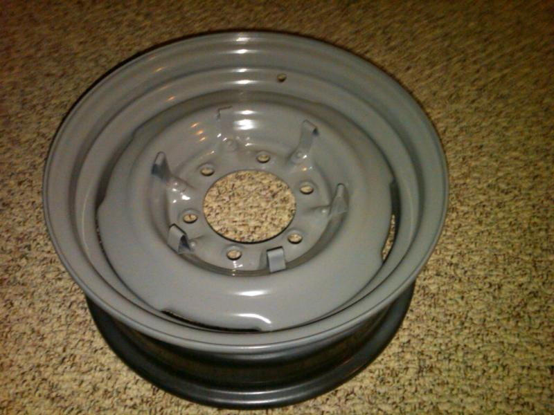 For Sale - [OH] FJ40 Steel Wheels (x5)   IH8MUD Forum