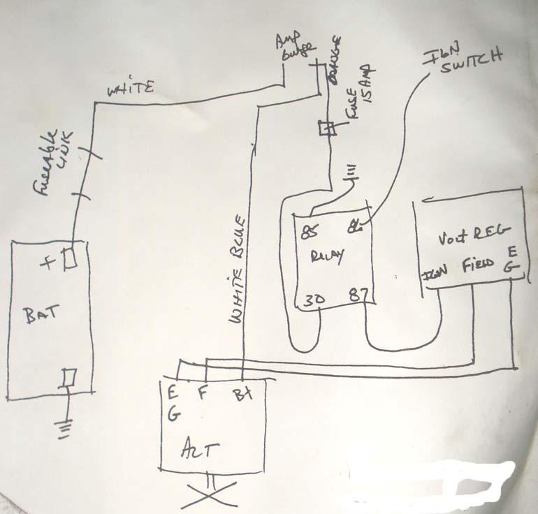 39 76 pulsing headlights swinging ammeter pic ih8mud forum. Black Bedroom Furniture Sets. Home Design Ideas