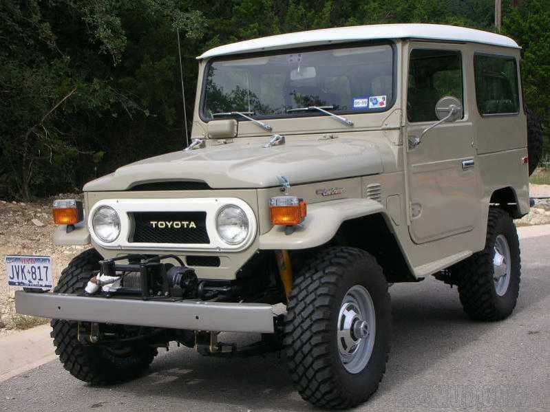 For Sale Professionally Restored Fj40 1976 For Sale