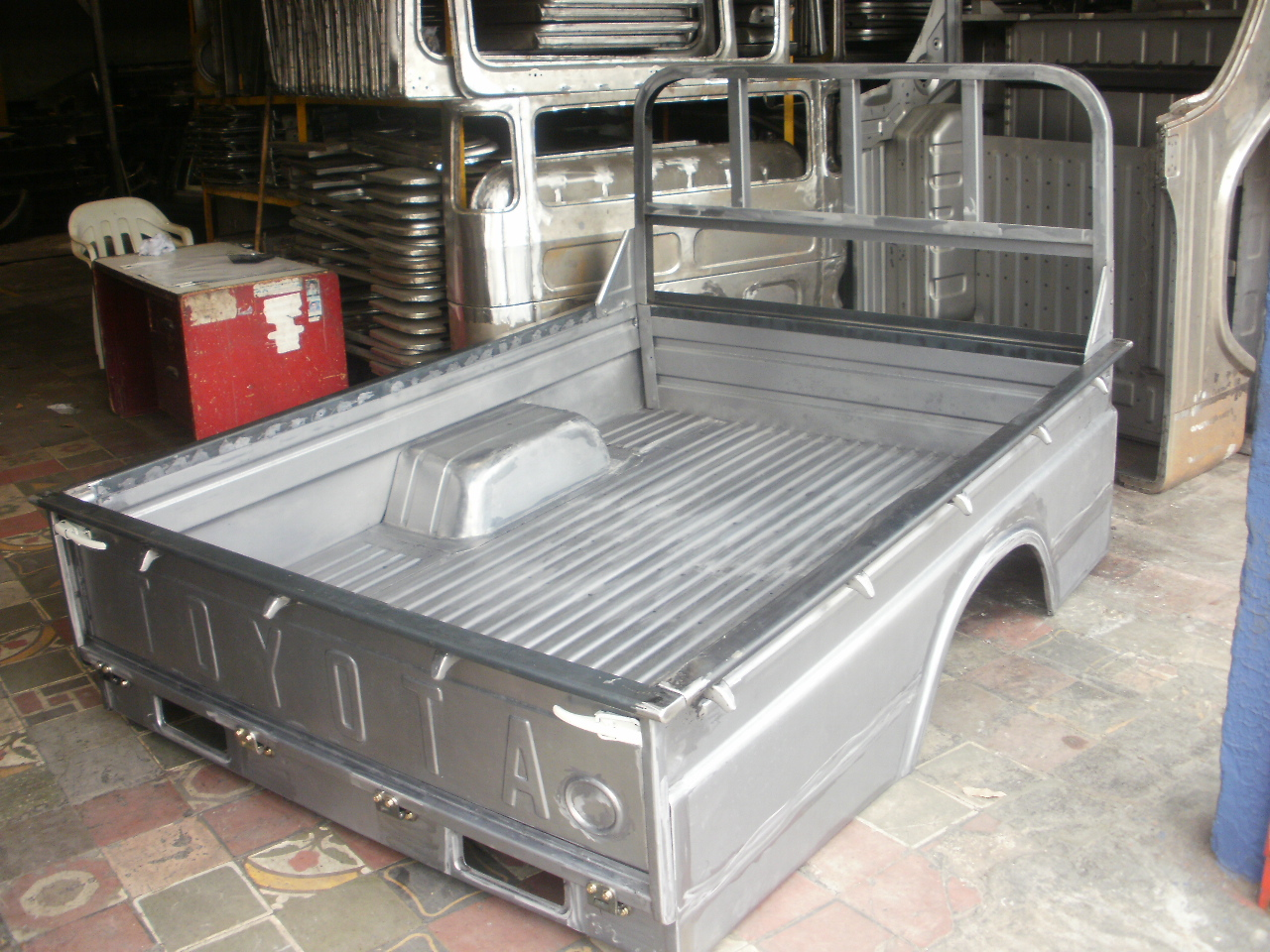 Truck Beds For Sale >> For Sale: - FJ45 Pickup Bed - Potential Group Buy | IH8MUD Forum
