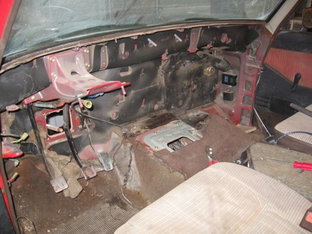 FJ60 Interior Removed.JPG