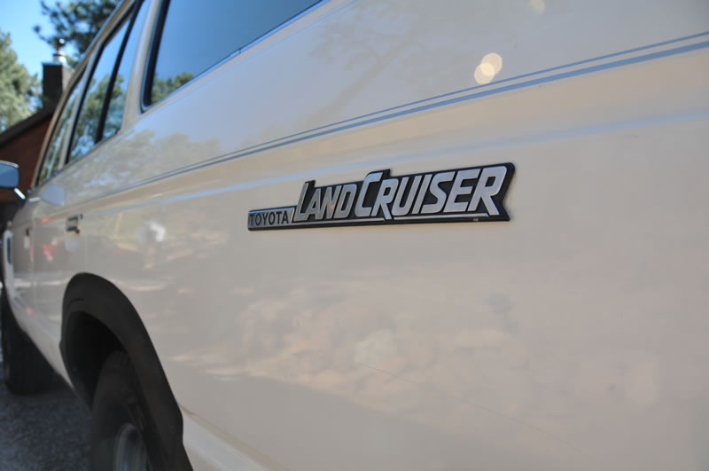 For Sale - 1987 Toyota Land Cruiser FJ60 For Sale - Mint ...