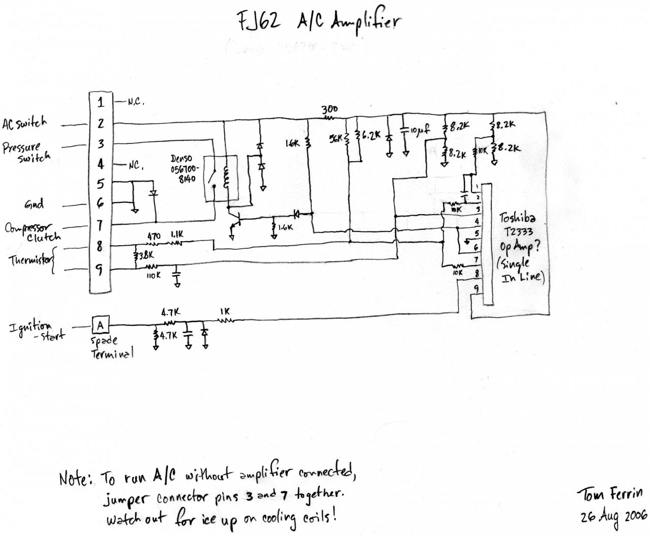 toyota hilux air conditioner wiring diagram wiring library