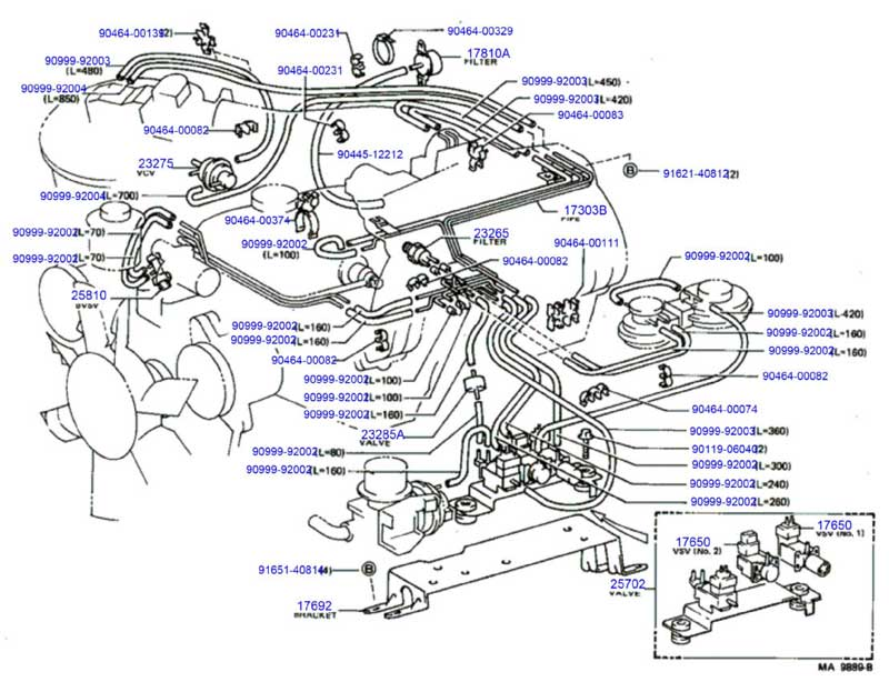 wiring diagram for 2007 toyota fj cruiser with 88 Fj62 3fe Vacuum Hose Diagram on Toyota Photos 28 additionally 88 Fj62 3fe Vacuum Hose Diagram further Wiring Diagram Of Electric Fan likewise 231965 Schema Electrique Toyota Land Cruiser D4d also Camry Electrical Wiring Diagram.