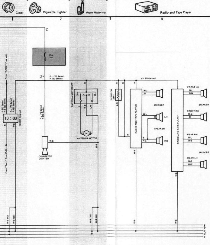 Power Antenna wiring 101 on a FJ62 | Page 2 | IH8MUD Forum on