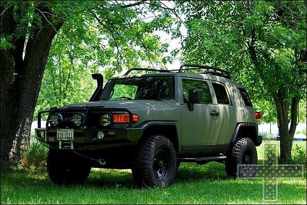 Dark Olive Green Land Cruiser Ih8mud Forum