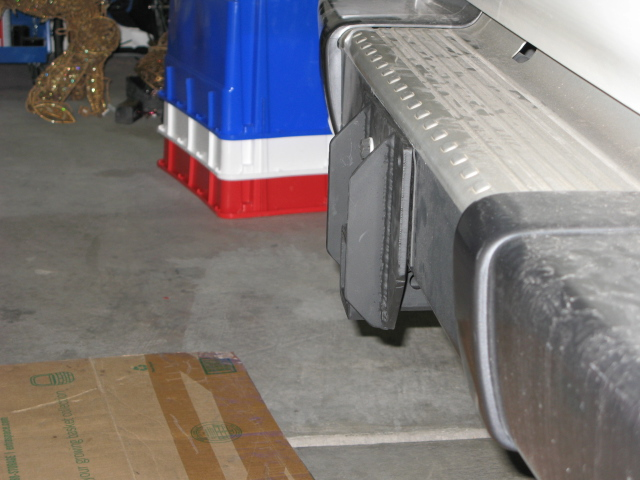 spare tire carrier  bolts  bumper ihmud forum