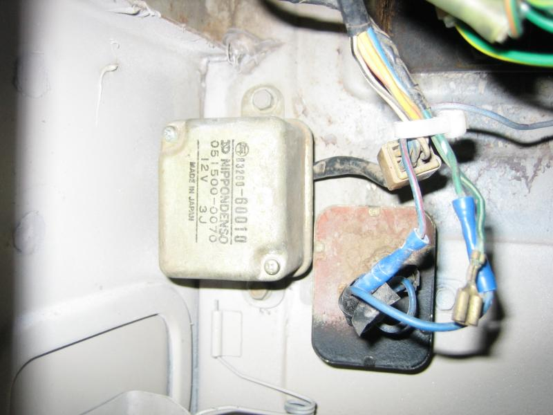 Flashers Jpg on Turn Signal Flasher Wiring
