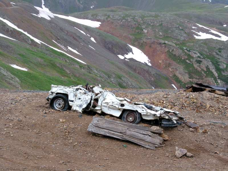 Colorado Ouray 4x4 Trip Report Ih8mud Forum