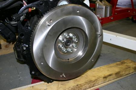 flywheel installed.jpg