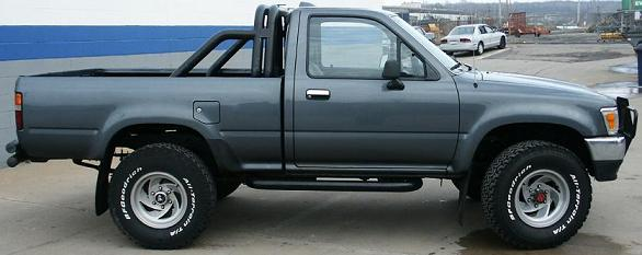 1994 Toyota 4X4 truck for sale in Ohio