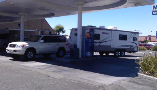 Towing My New 23 Ft Camper Trailer Ih8mud Forum