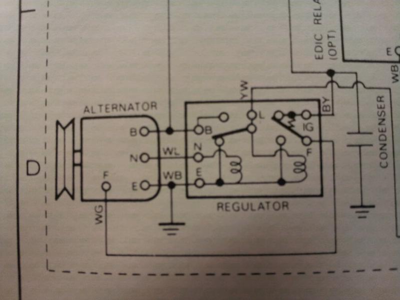 Diagram Tencha Alternator Upgrade