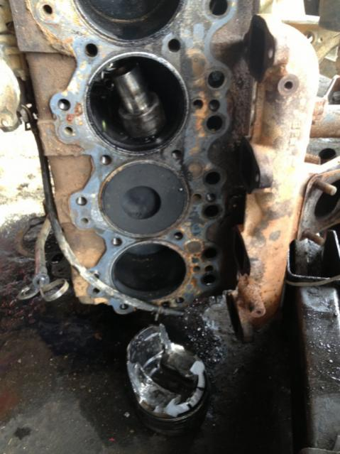 13B-T rebuild needed | IH8MUD Forum
