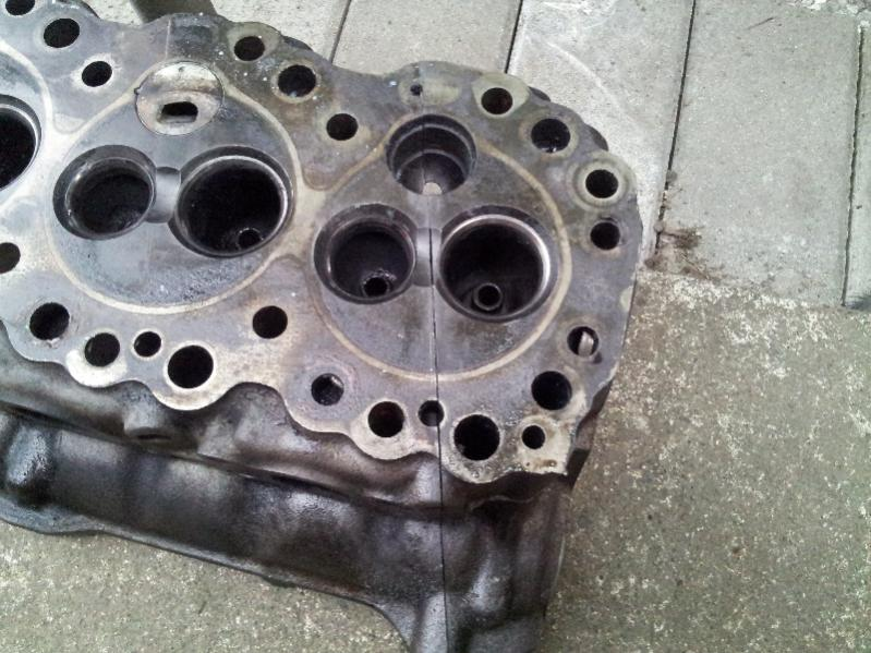 Toyota Tundra Diesel >> 2LT cylinder head cross cut, the reason it cracks and fails | IH8MUD Forum