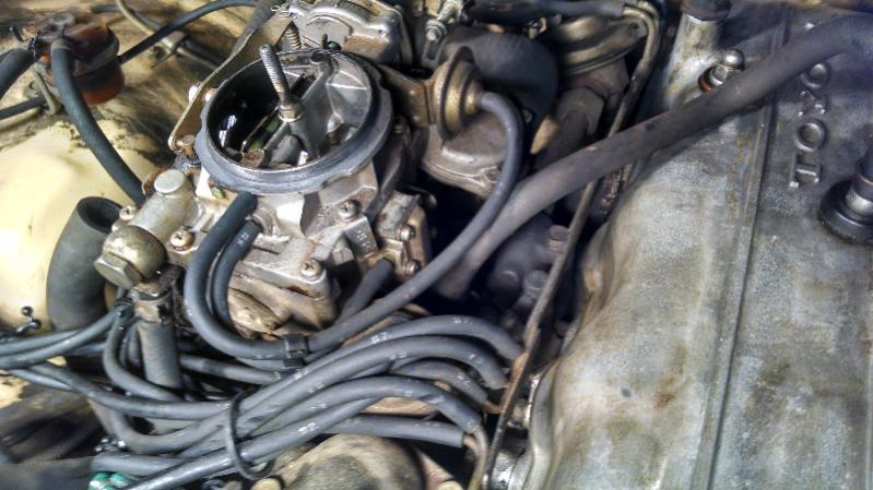 Rebuilding the carburetor on a 20R | IH8MUD Forum