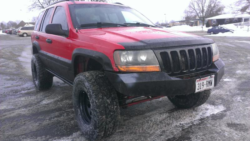 for sale built 99 jeep wj grand cherokee ih8mud forum. Black Bedroom Furniture Sets. Home Design Ideas