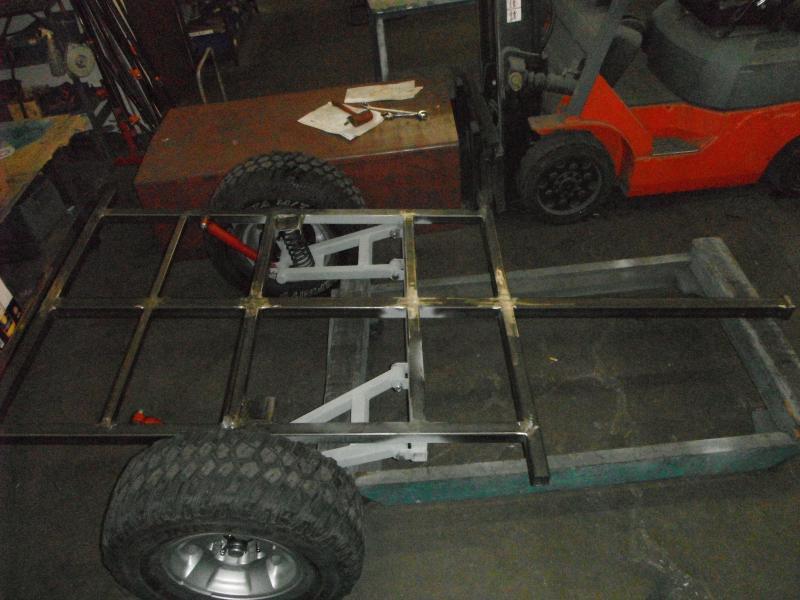 Toyota Tacoma Engine >> My expedition hybrid trailer build. | IH8MUD Forum