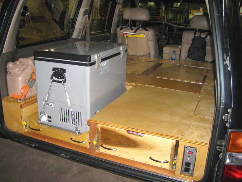Camper Conversion & Drawer System | IH8MUD Forum