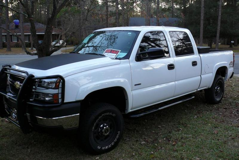 2006 Chevy Duramax 2500hd Diesel Sale Or Trade Ih8mud Forum