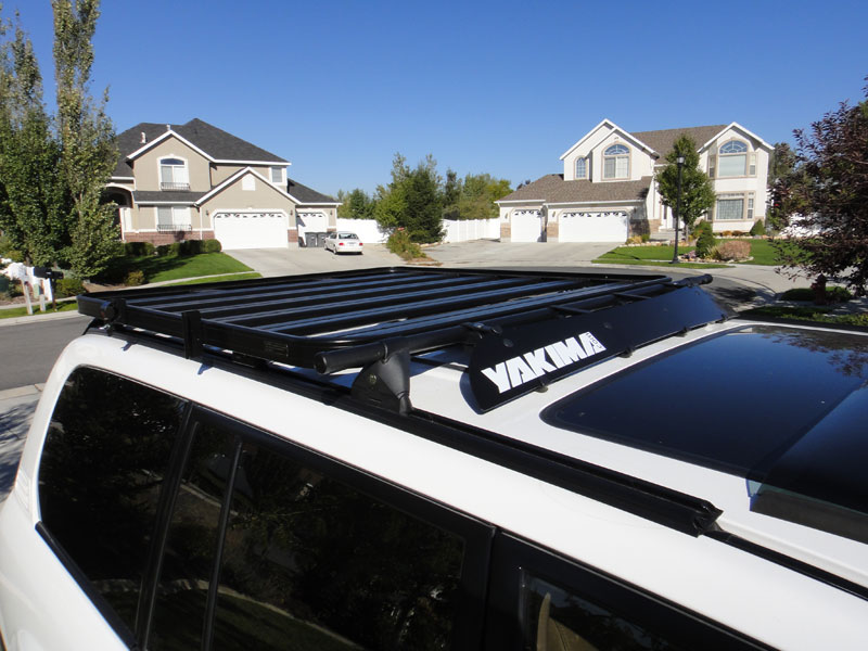 Low Profile Roof Rack With Kayak Carrier Ih8mud Forum