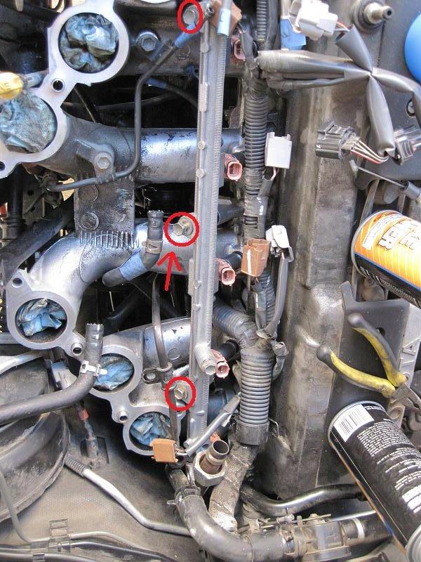 RTH: torque spec for fuel injector rail | IH8MUD Forum