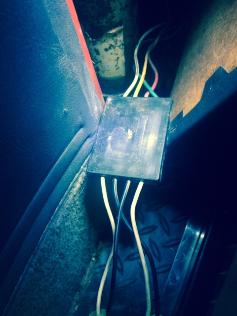 FJ60 and 4 flat wire trailer wiring | IH8MUD Forum