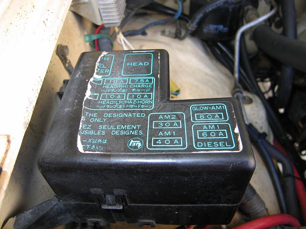 adding an additional circuit(s) to gen1 4runner | ih8mud forum 1986 toyota 22r fuse box 1992 toyota corolla fuse box diagram ih8mud forum
