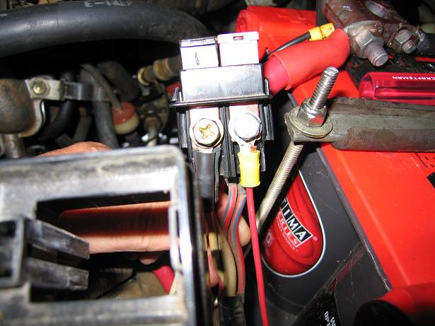 Add Extra Fuse Box Car : Adding an additional circuit s to gen runner ih mud forum