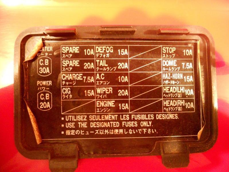 my 75 series ute rebuild ih8mud forum 1996 toyota land cruiser fuse box diagram at reclaimingppi.co