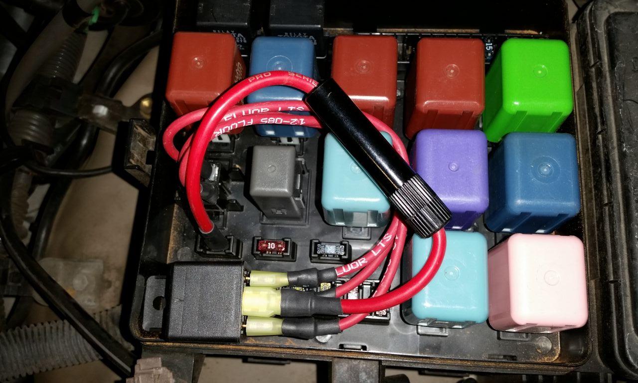 My immobilizer fix | IH8MUD Forum