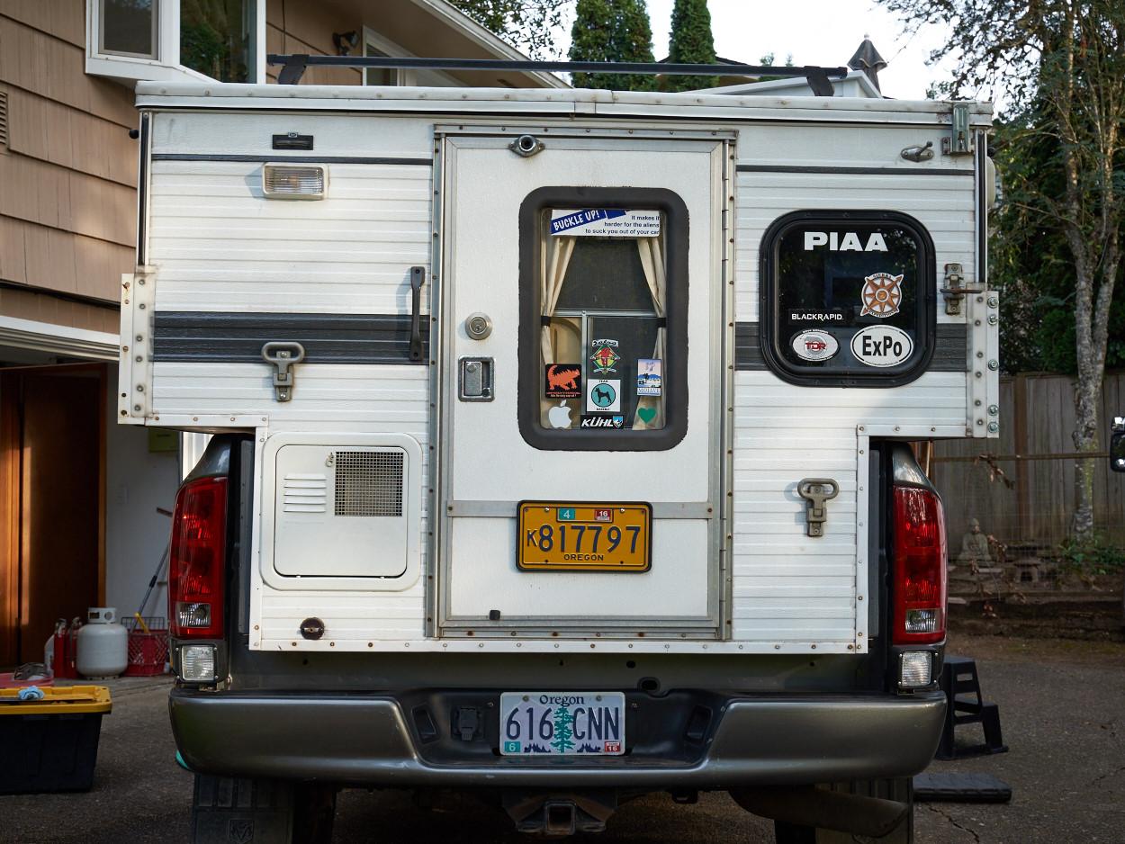 For Sale - Hawk Four Wheel Camper | IH8MUD Forum