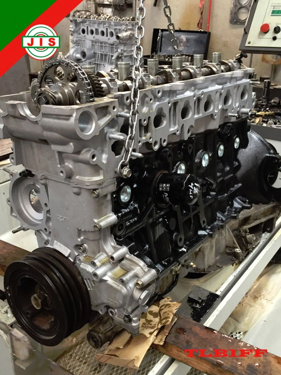 Wanted - 95-97 1FZ-FE engine used, rebuilt, new ...