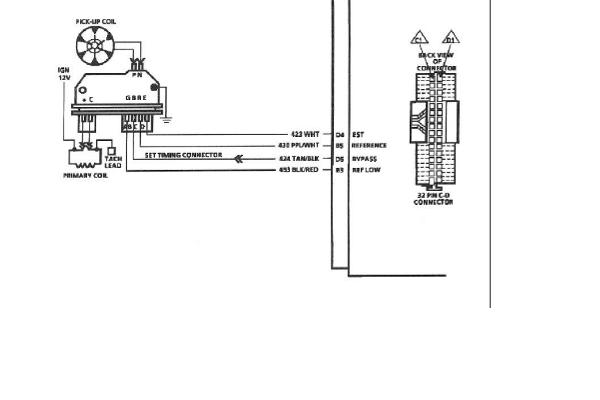 Diagram together with B F Baf together with Rei Custom also Gm Ignition further Stock Points. on ignition coil wiring diagram