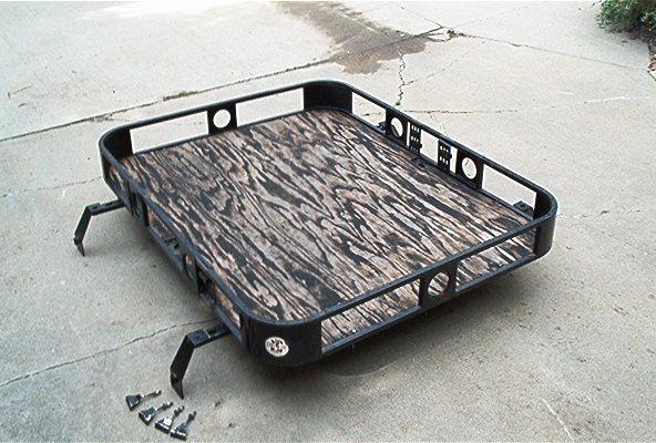 Con Ferr Roof Rack For Fj40 Denver Co Ih8mud Forum