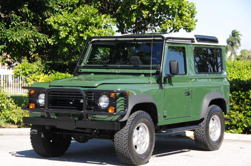 FJ40 paint, undedcided: Landrover Coniston Green or Toyota T416 | IH8MUD Forum