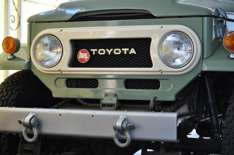Old School Teq Toyota Grille Badges
