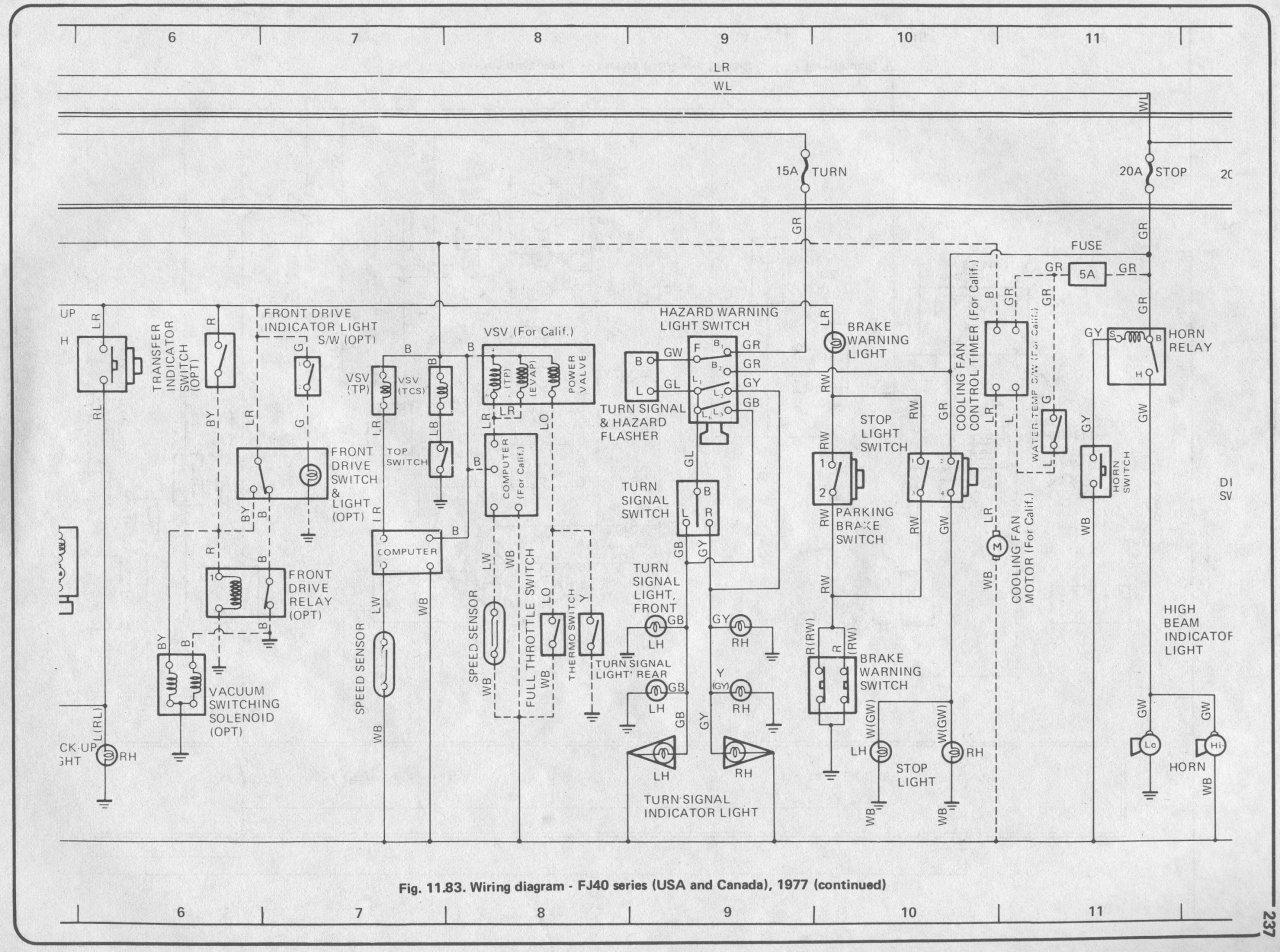 74 fj40 wiring diagram  74  get free image about wiring