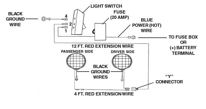 Off Road Lighting Question Ih8mud Forum: Off Road Switch Wiring Diagram At Diziabc.com