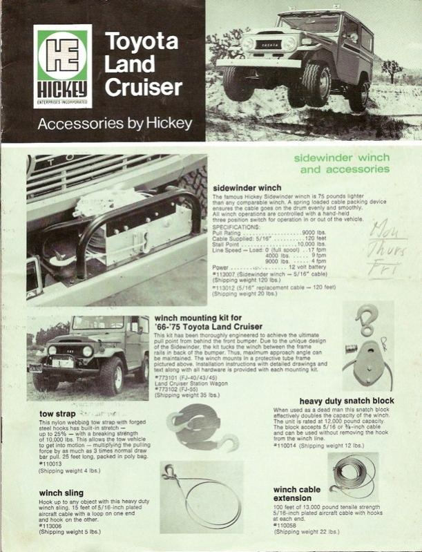 hickey sidewinder winch ihmud forum catalog originally posted by domsmith