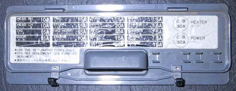 hj60-fuse-panel-jpg A Double D Electrical Panel Wiring Diagram on