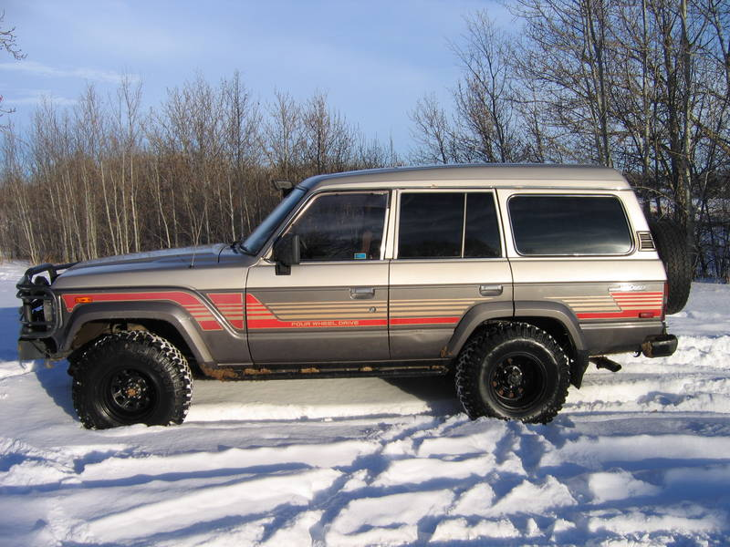 Toyota Suv Kijiji Edmonton: For Sale: 1989 HJ61
